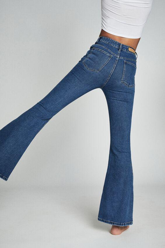Vintage Flare Jean, COOGEE BLUE