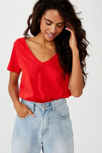 The Deep V, RACING RED