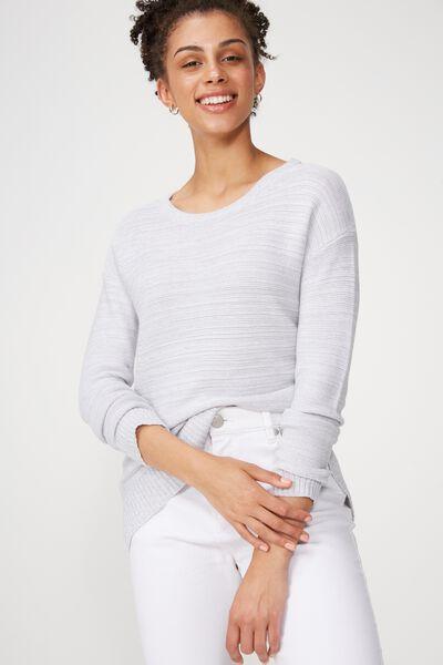 Archy 4 Pullover, GREYS TWIST