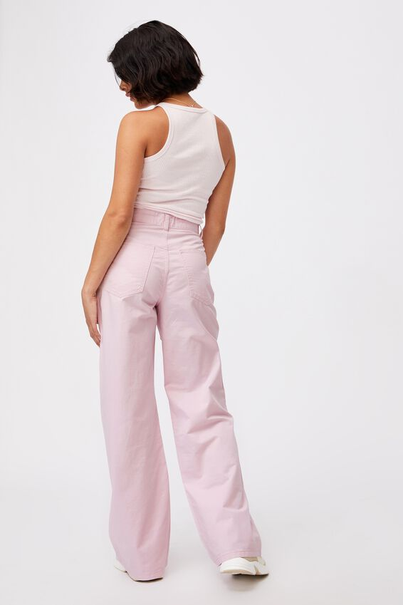 Parker Long Straight Pant, SOFT ORCHID