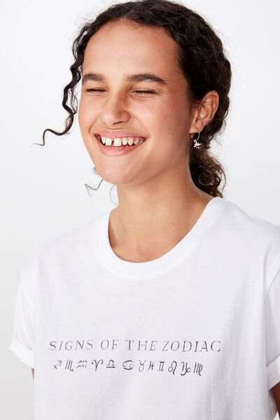 Classic Arts T Shirt, SIGNS OF THE ZODIAC