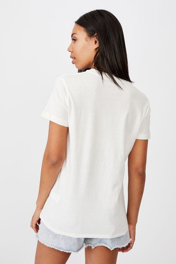 Classic Arts T Shirt, VIDI VICI/GARDENIA