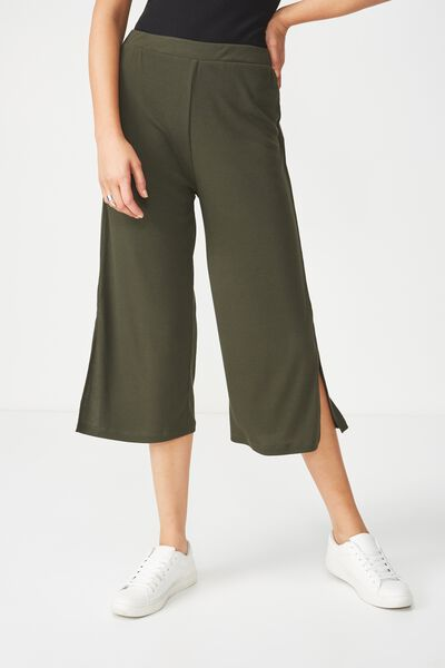 Elsie Rib Culotte, DEEP DEPTHS