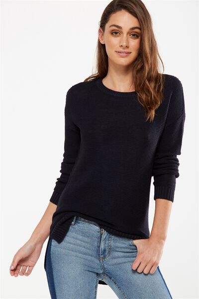 Archy 4 Pullover, DEEPEST NAVY