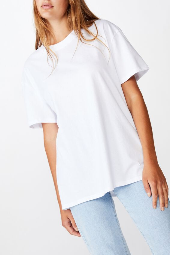 The Dad Tee, WHITE