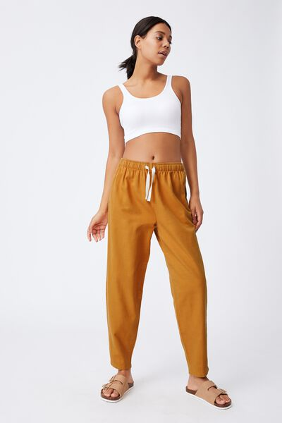 Everyday Pant, RETRO YELLOW