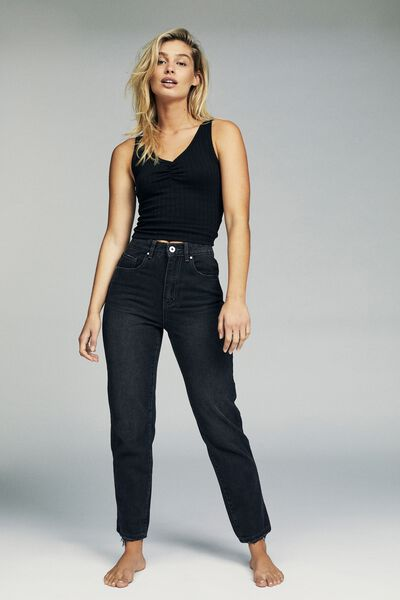 0bb8220f0b393 Women's Jeans, Skinny, Flared & Hot Mom Styles | Cotton On