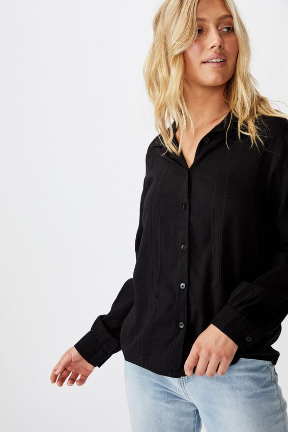 Everyday Shirt, BLACK