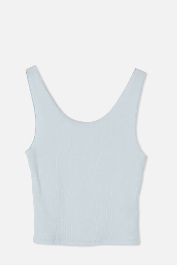 Kerr Tank Top, PALE BLUE