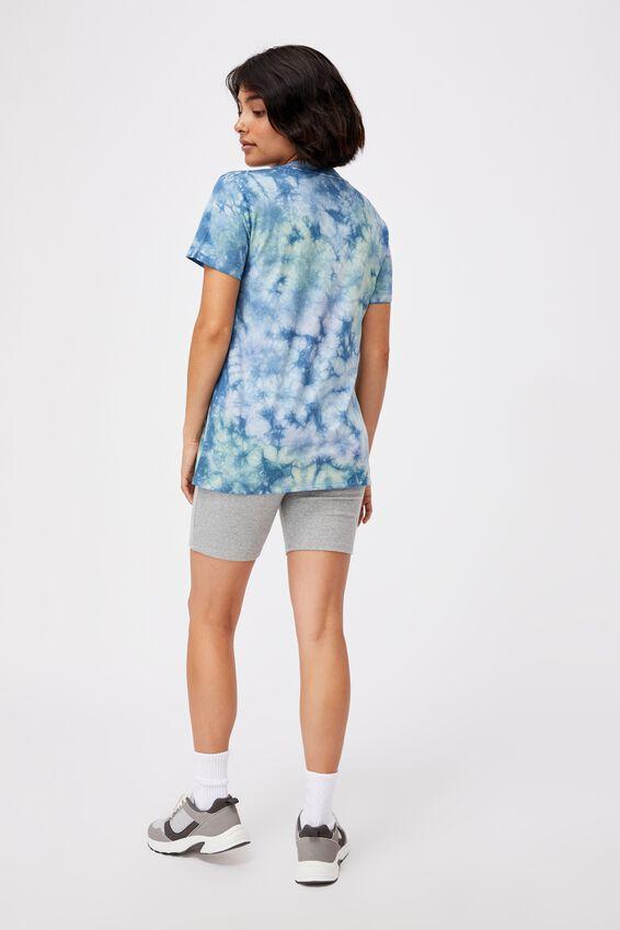 Classic Arts T Shirt, TURTLES/TIE DYE