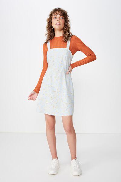 Woven Krissy Dress, ALICE DITSY SKYWAY- LWS