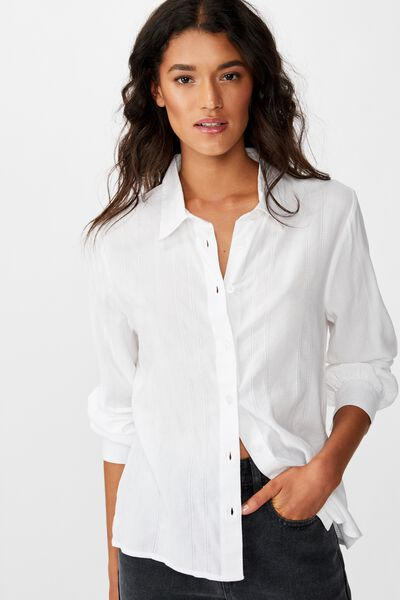 Everyday Shirt, WHITE