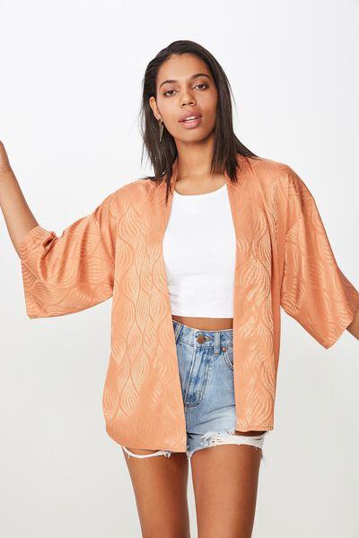 Coco Kimono, SUNBURN