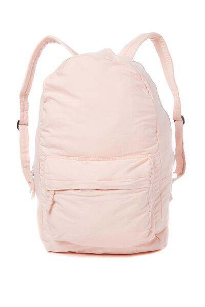 Grom Backpack, PALE PINK