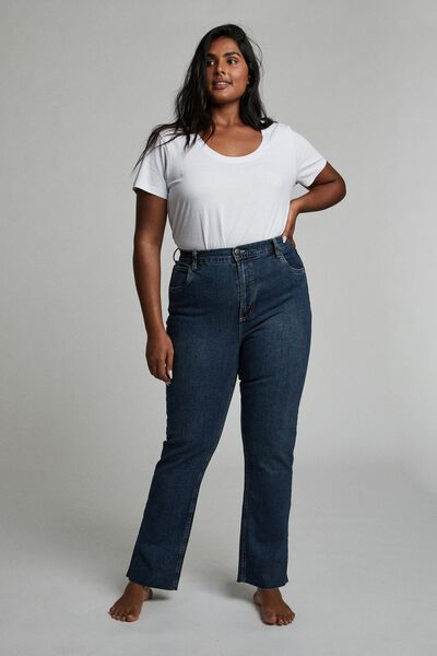 Curve Original Sienna Fit Jean, SOUTHSIDE BLUE
