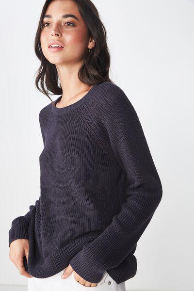 Archy 5 Pullover, GRAPHITE