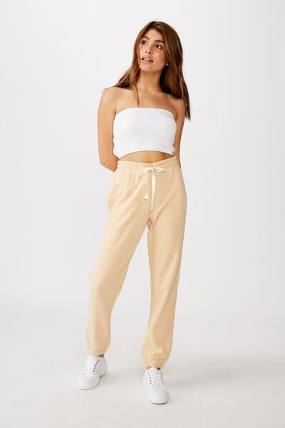 Slim Fit Trackpant, MELLOW BUFF