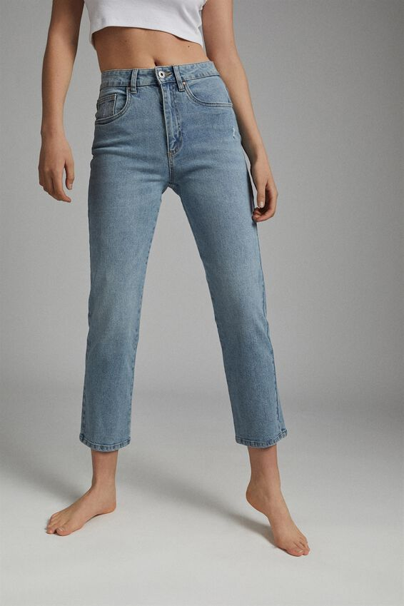 Straight Stretch Jean, AIREYS BLUE
