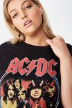 LCN PR ACDC BAND/BLACK