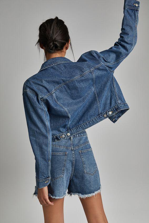 Classic Denim Jacket, COOGEE