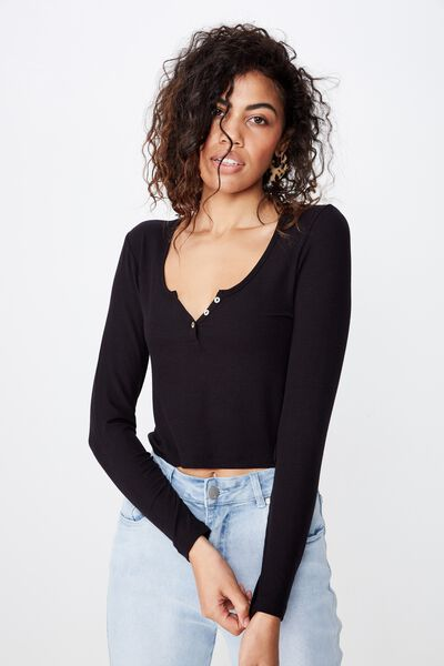 0f249ddce1e Women's Tops, Cropped Tops & Tees | Cotton On