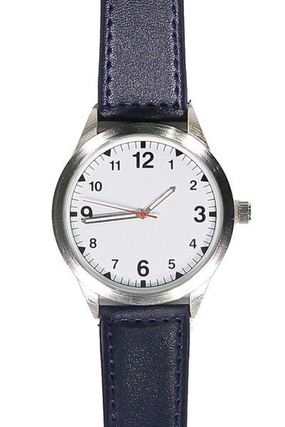 Ascot Watch, NAVY/CHARCOAL