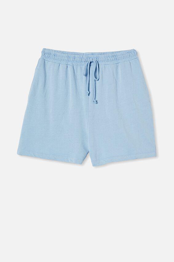 Clubhouse Short, AUTHENTIC BLUE PIGMENT GARMENT DYE