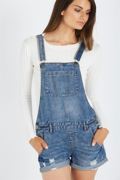 The Classic Overall, NEW INSIGNIA BLUE