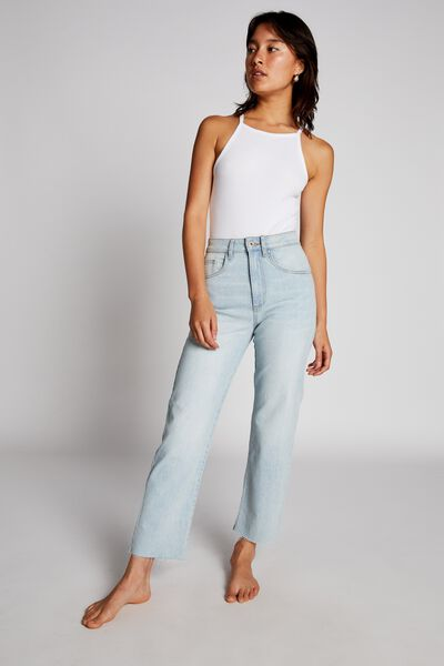 Straight Stretch Jean, BROOKLYN BLUE