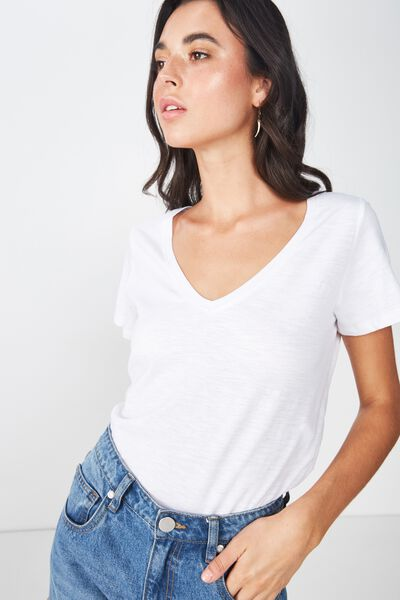 The Deep V, WHITE 2