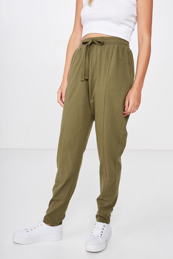 Relaxed Lounge Pant, WINTER MOSS