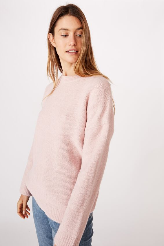 All Day Pullover, BURNISHED LILAC