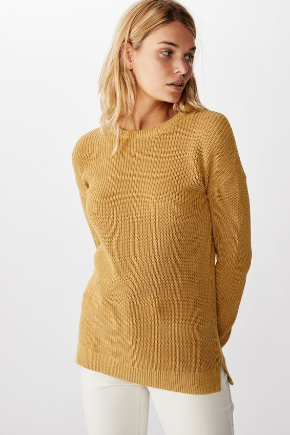 Archy 6 Pullover, PRARIE SAND