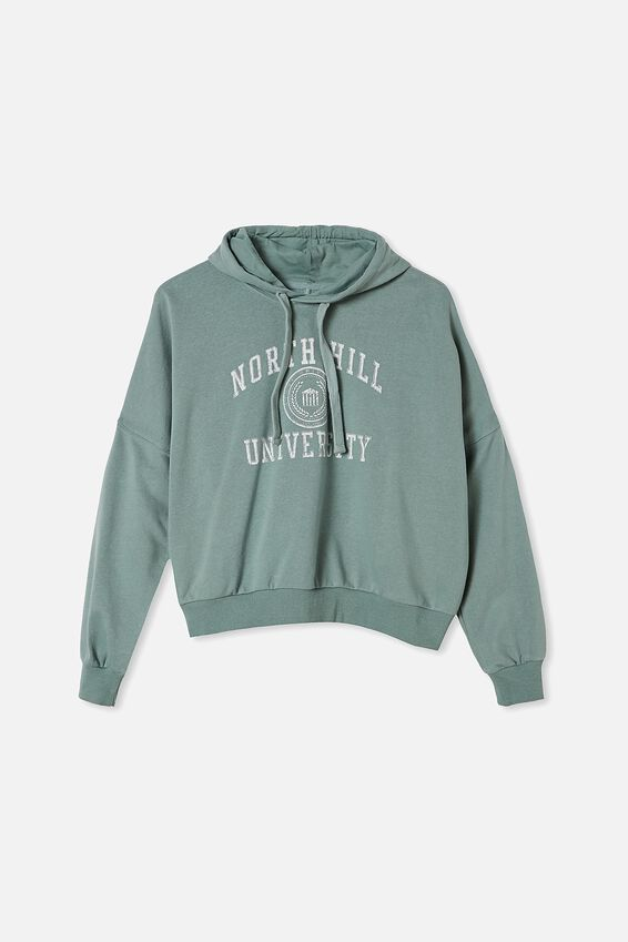 Your Favourite Hoodie, FALL GREEN/NORTH HILL UNIVERSITY