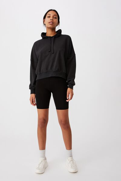 Your Favourite Hoodie, WASHED BLACK