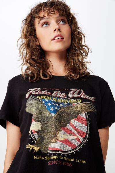 0d63fa202e Women's Band Tees & Printed T Shirts | Cotton On | USA
