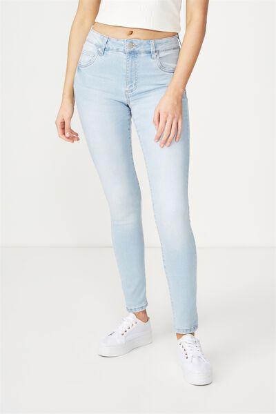 Mid Skinny Jean, EVERYDAY LIGHT BLUE