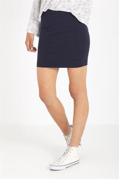 Mini Tube Skirt, MOONLIGHT