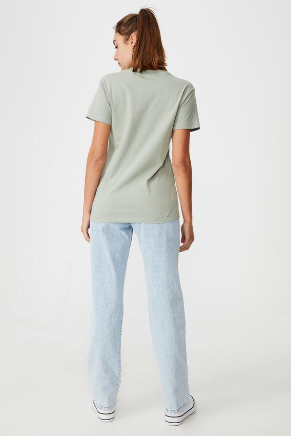 Classic Slogan T Shirt, ENERGY HEALING/SAGE