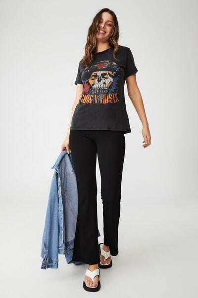 Classic Guns N Roses T Shirt, LCN BR GUNS N ROSES SLASH/BLACK