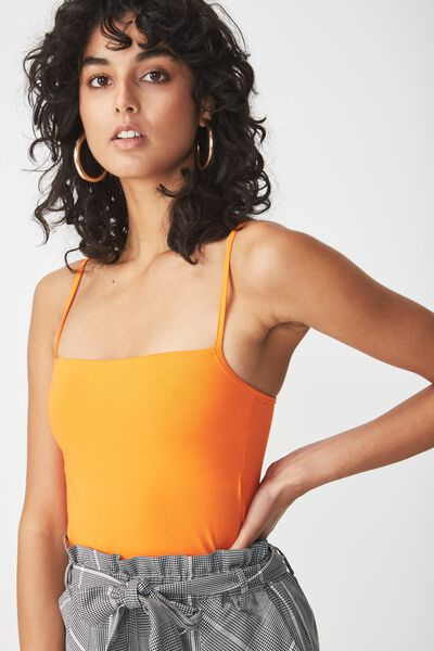 Christa Straight Neck Bodysuit, PUFFINS BILL