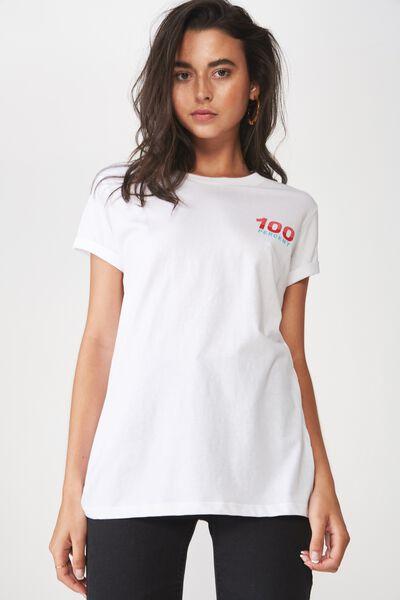 25212c7db0f3e Women s Band Tees   Printed T Shirts