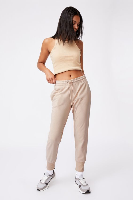 Your Favourite Track Pant, SILVER STONE