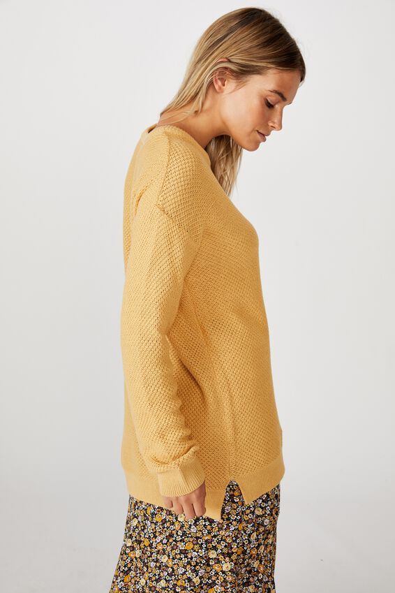 Archy Pullover, NEW WHEAT