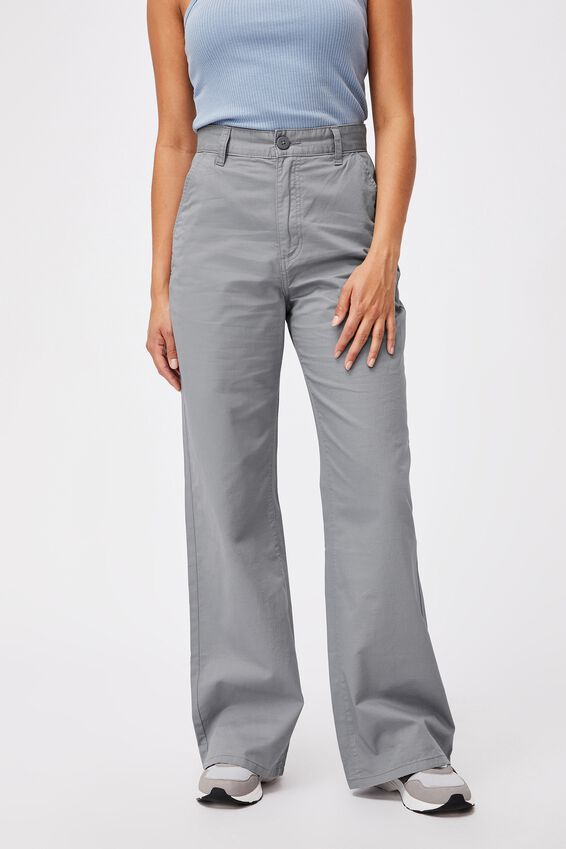 Parker Long Straight Pant, TRADEWINDS