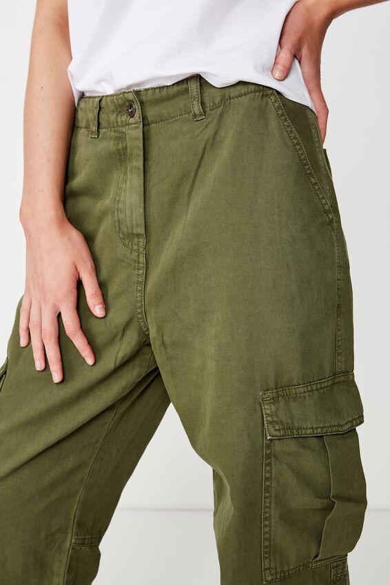Becca Utility Pant, WINTER MOSS
