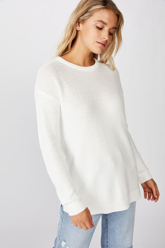 Archy Pullover, CLOUD DANCER