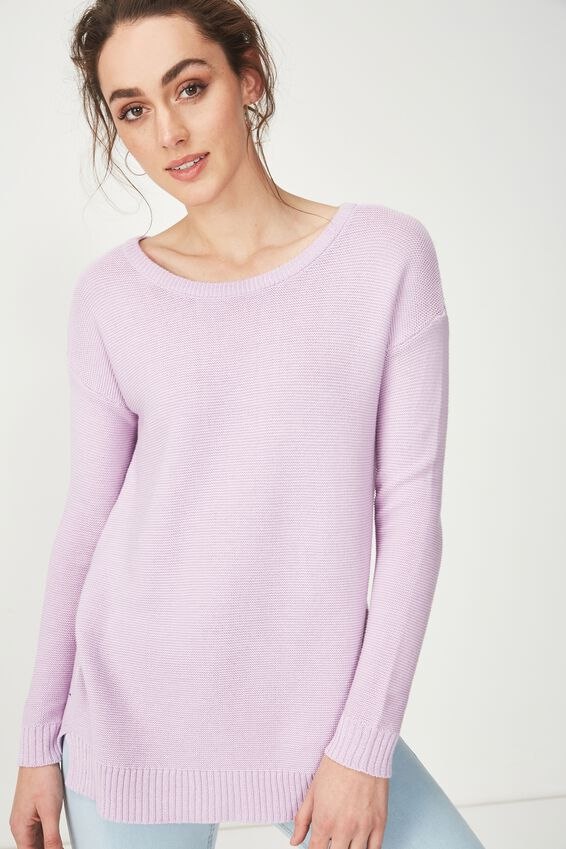 Archy 4 Pullover, VIOLET SKY