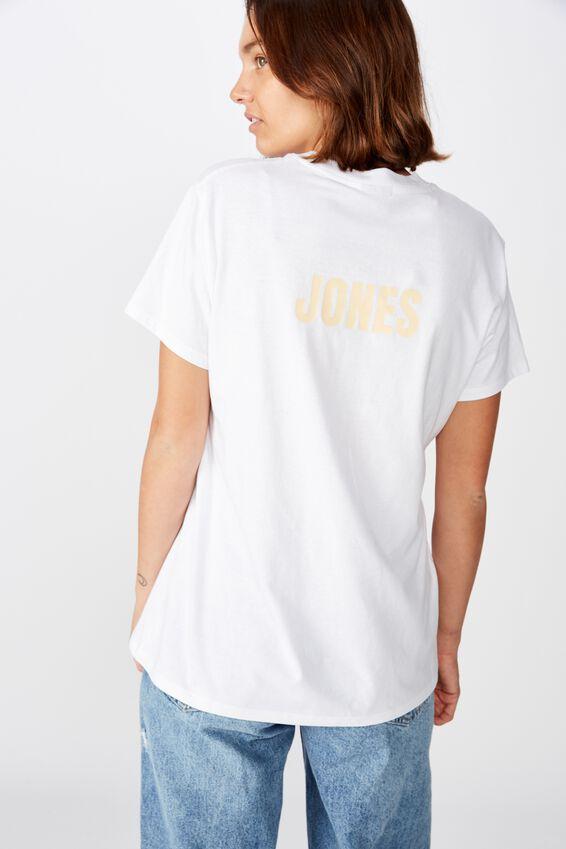Classic Harry Potter Personalisation T-Shirt, LCN WB HARRY POTTER HUFFLEPUFF/WHITE