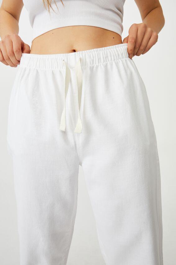 Everyday Pant, CHALK WHITE